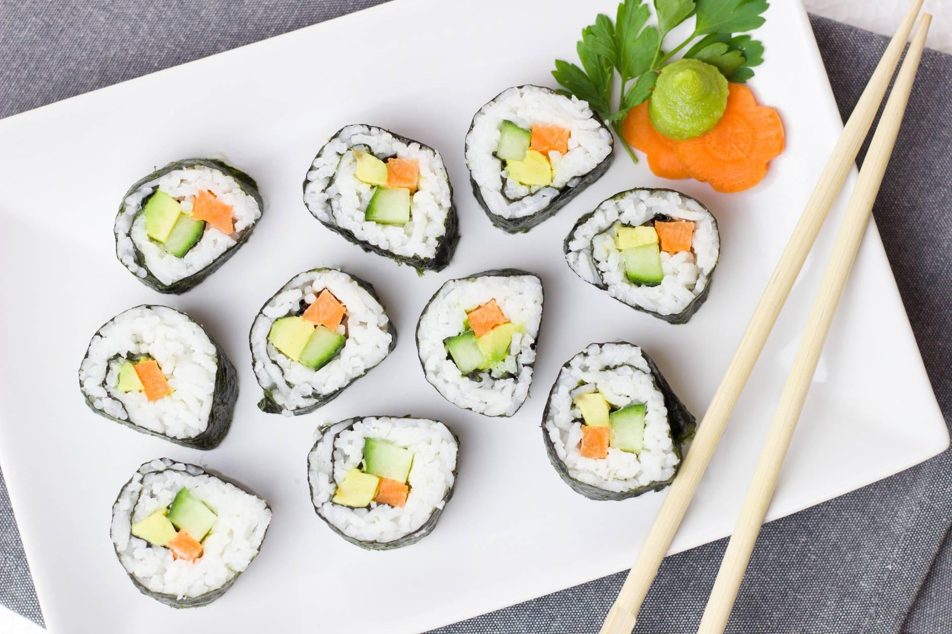 asia carrot chopsticks delicious